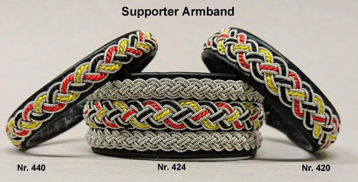 Supporter Armband LHF 1