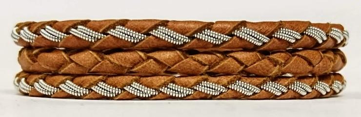 Armband Nr 107 Medium Brun nr 8